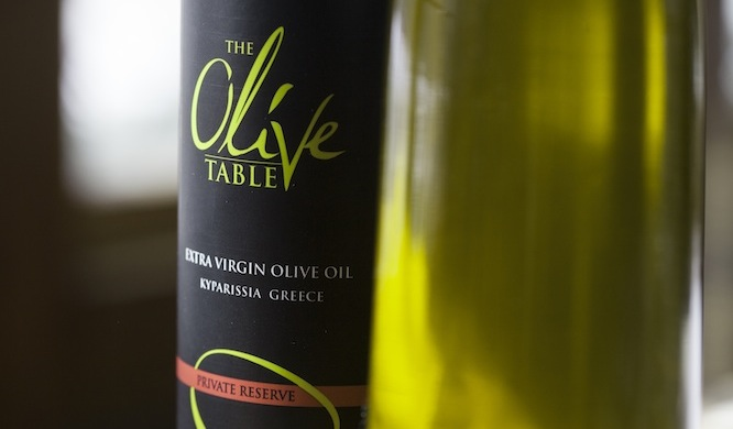 Olive Table Feature