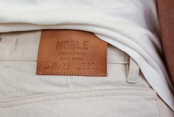 Noble Denim Patch